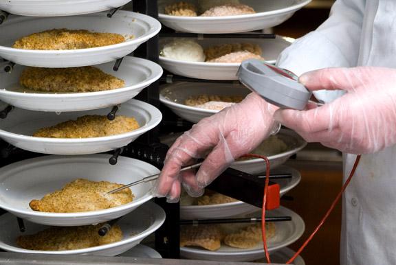 Tecnologo alimentare blog riattivazione temperatura piatti pronti ristorazione