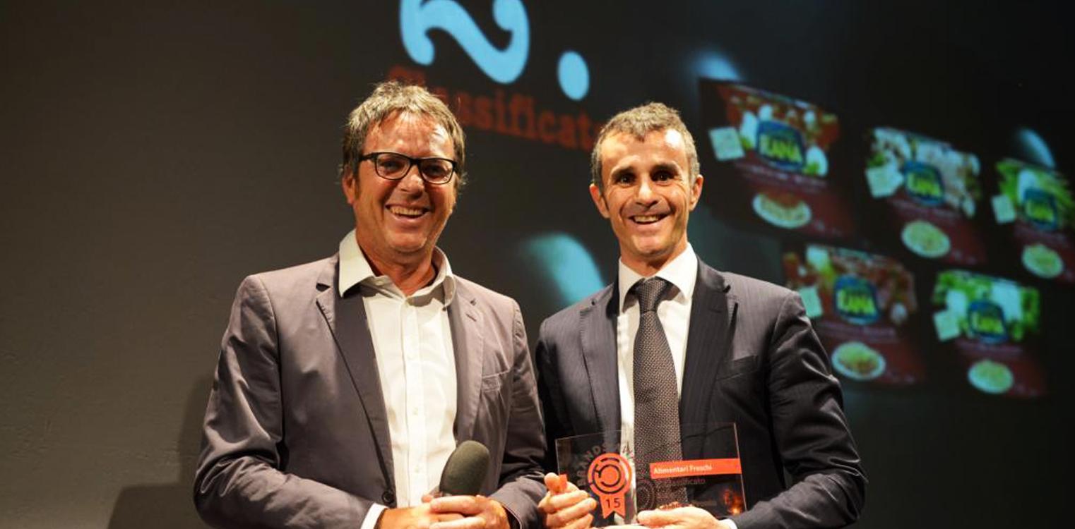 tecnologo alimentare Giovanni Buffatti premio Rana
