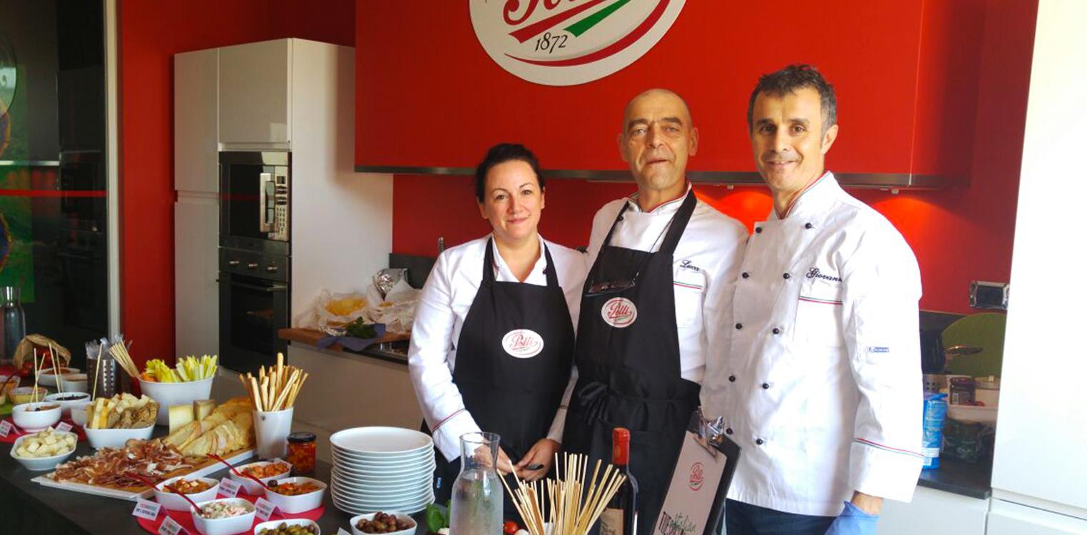 tecnologo alimentare Giovanni Buffatti Polli